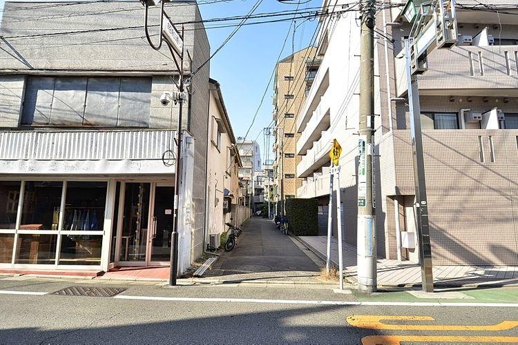 祐天寺駅の賃貸:【駅徒歩3分、駅近でも静かな空間。】