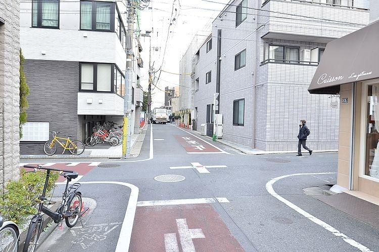 田園調布駅の賃貸:【賃料5万円台のシンプル空間。】
