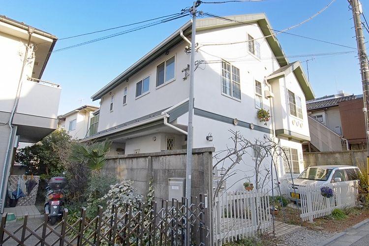 祐天寺駅の賃貸:【ガーデンに囲まれたのんびりハウス。】