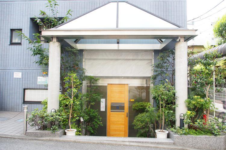 渋谷駅の賃貸:【まるで、ホテル。】