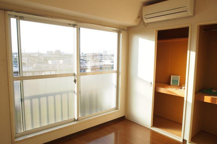 元住吉駅の賃貸:【ちょっとオシャレに広々とした居室に。】