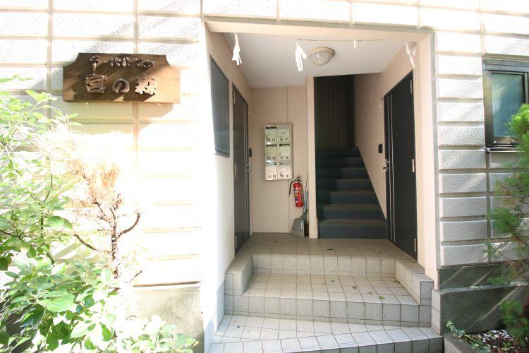 横浜駅の賃貸:【地下室の隠れ部屋。】